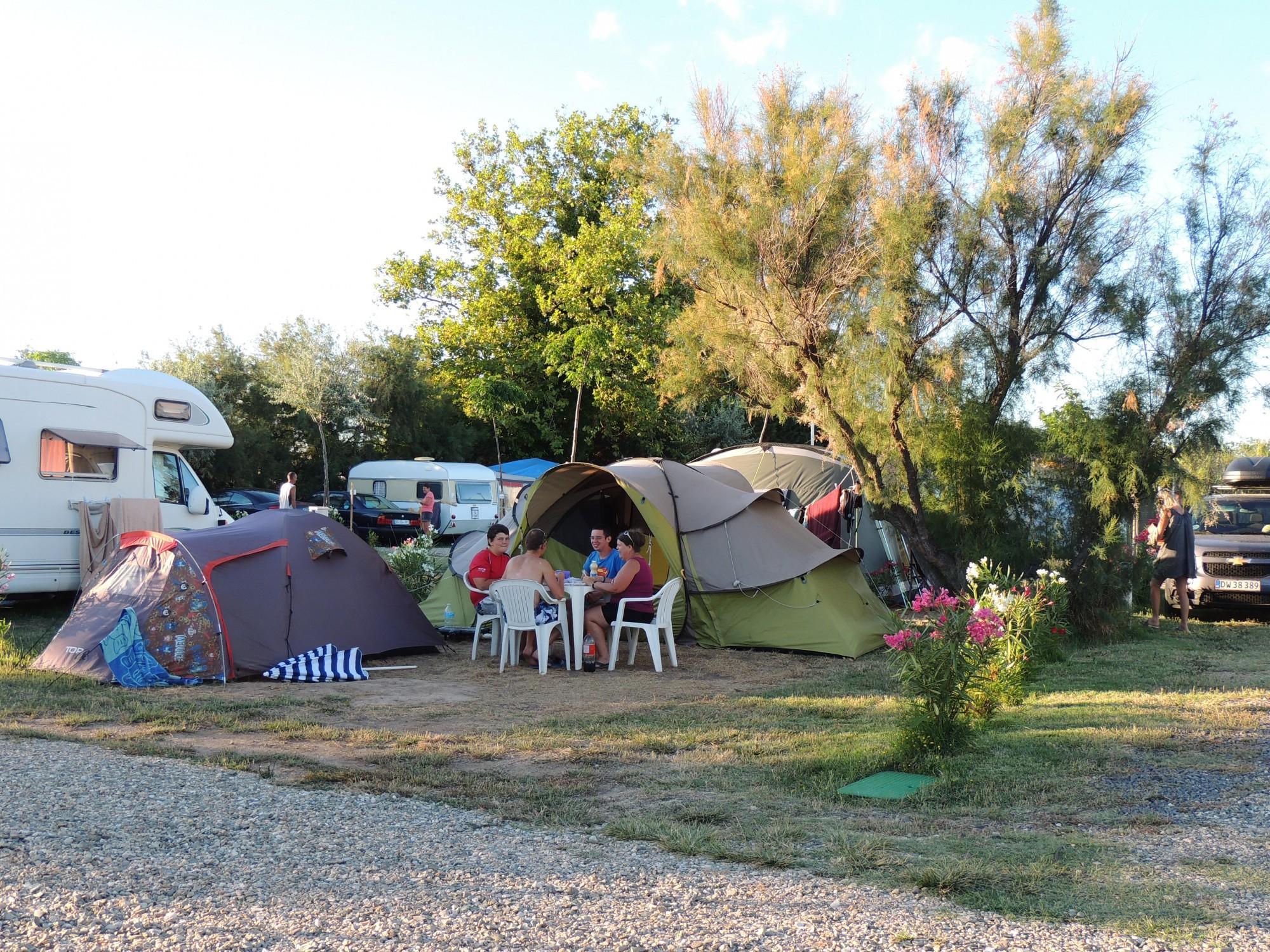 Camping la Pepiniere, Agde, Hérault