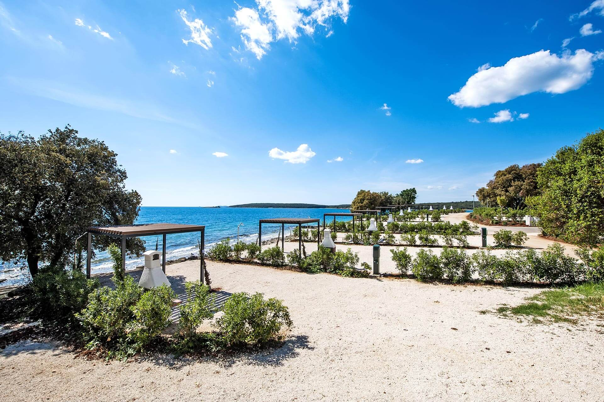 Emplacement - Emplacement Luxury Mare - Camping Mon Perin