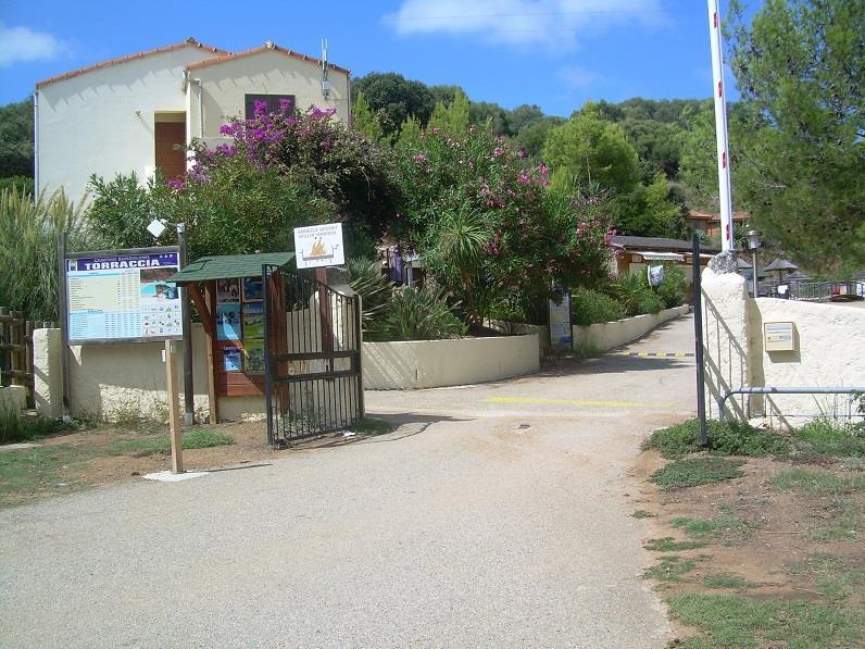 Camping  Torraccia, Cargèse, Corse