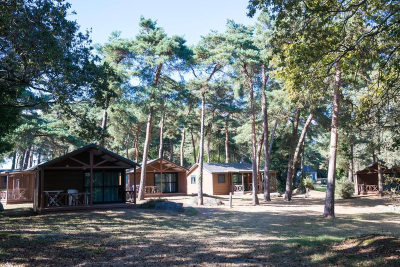 Camping Domaine de la Pinède, Trégunc, Finistère