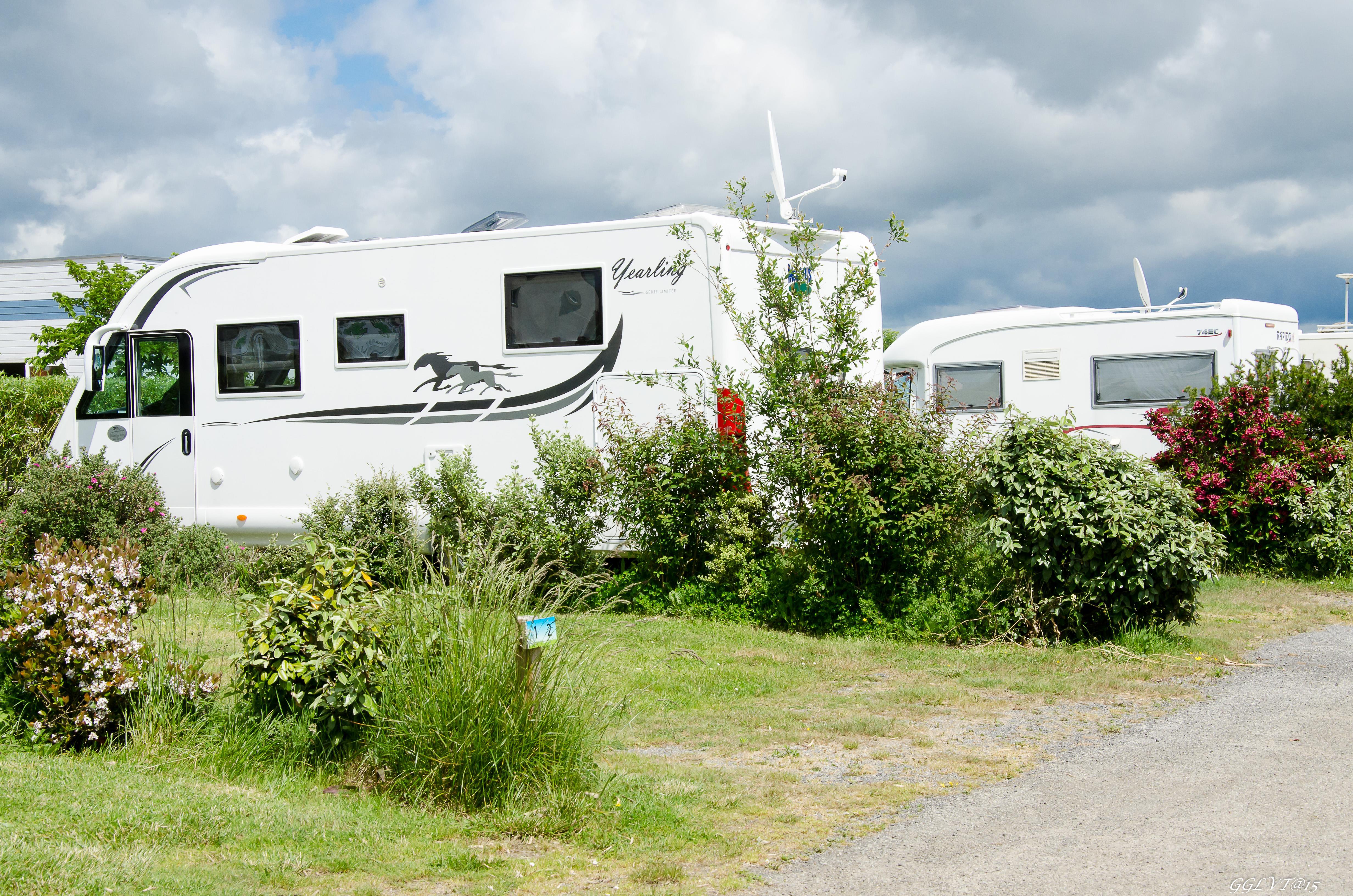 Camping Clos Nenn, Damgan, Morbihan