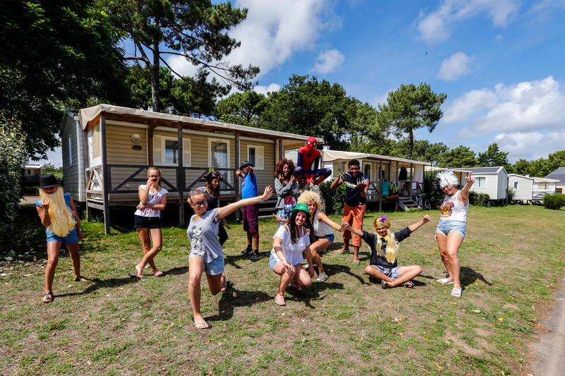 Camping Penn Mar, Baden, Morbihan