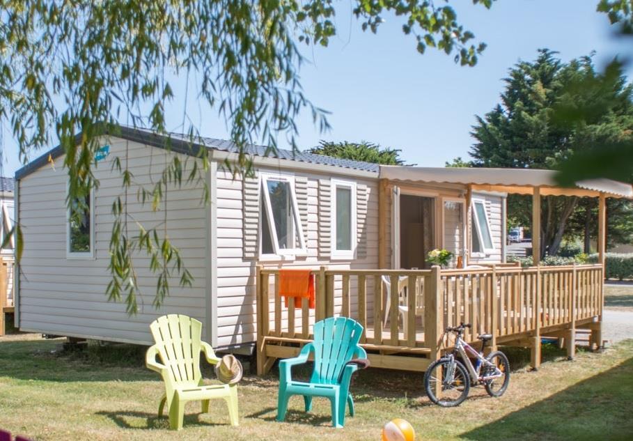 Location - Cottage 3 Chambres *** - Yelloh! Village Belle Plage