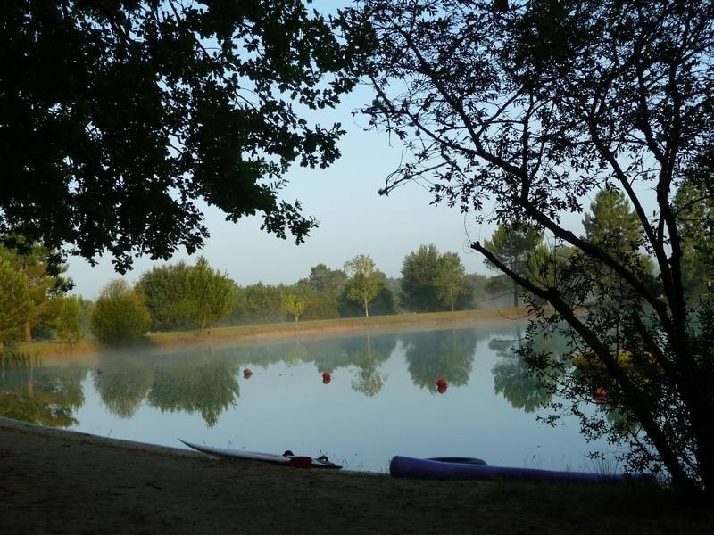 Camping Le Chêne du Lac