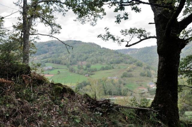 Camping Terre Rouge, Villecomtal, Aveyron
