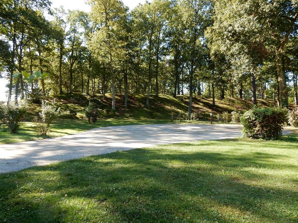 Camping Municipal la Chênaie, Laon, Aisne