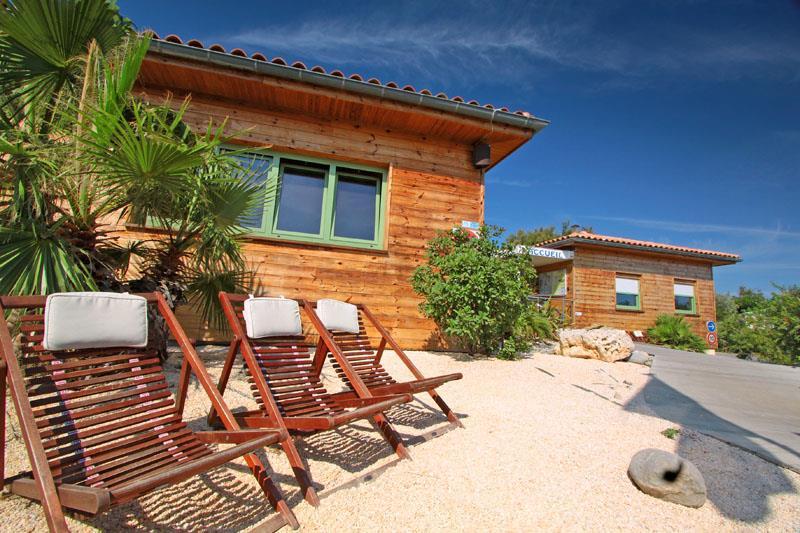 Camping Mer-Sable-Soleil, Leucate, Aude