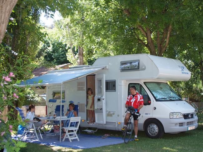 Camping le Clos, Saint-Ambroix, Gard
