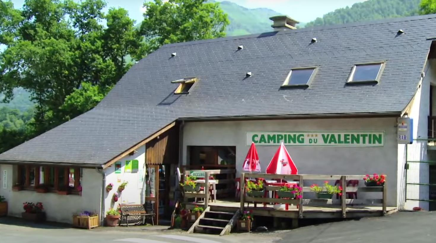 Camping le Valentin, Laruns, Pyrénées-Atlantiques