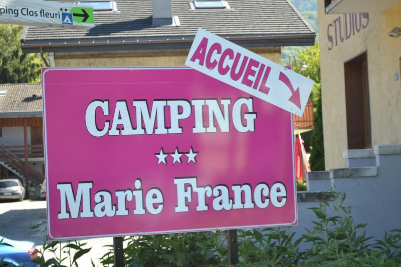 Establishment Camping Marie France - Aigueblanche