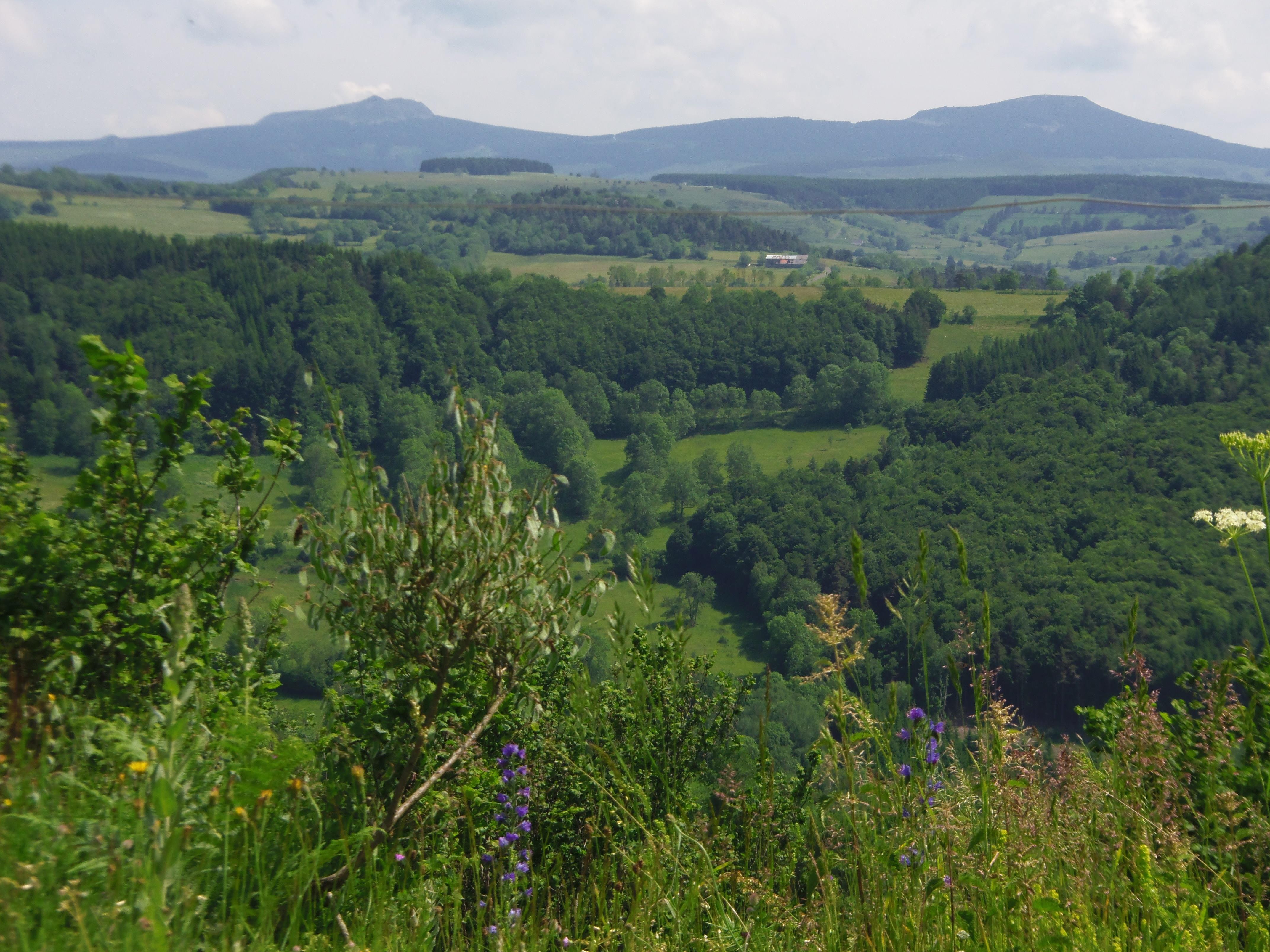 Camping Espace Nature de Sabatoux, Montusclat, Haute-Loire