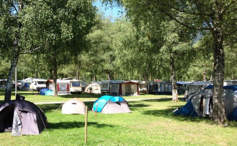 Emplacement - Forfait Camping-Car - Camping L'Aloua