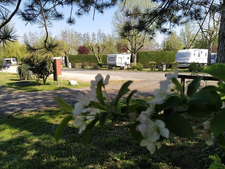 Establishment Camping A La Ferme Des Epinettes - Saint-Romain-De-Jalionas