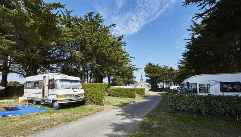 Camping Cromenach (Bot Bihan), Ambon, Morbihan