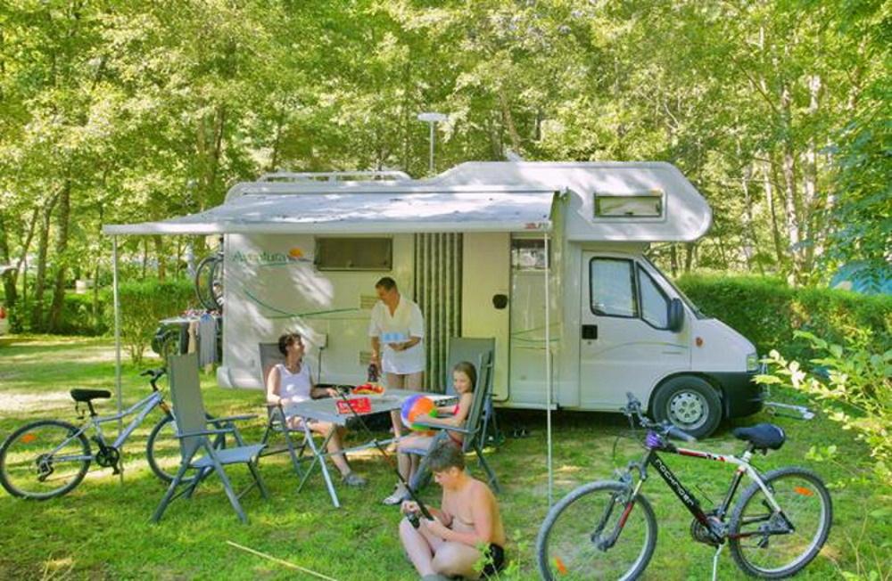 Camping Domaine de Kerelly, Guegon, Morbihan