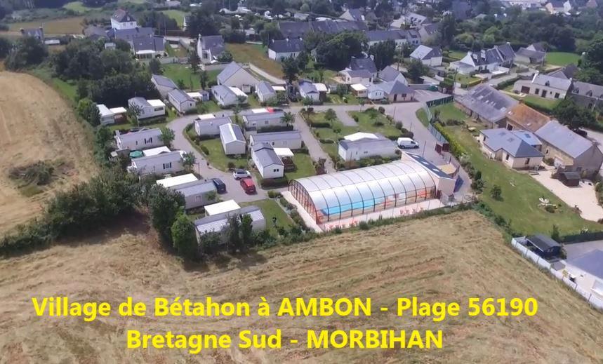 Camping les Goelands, Ambon, Morbihan