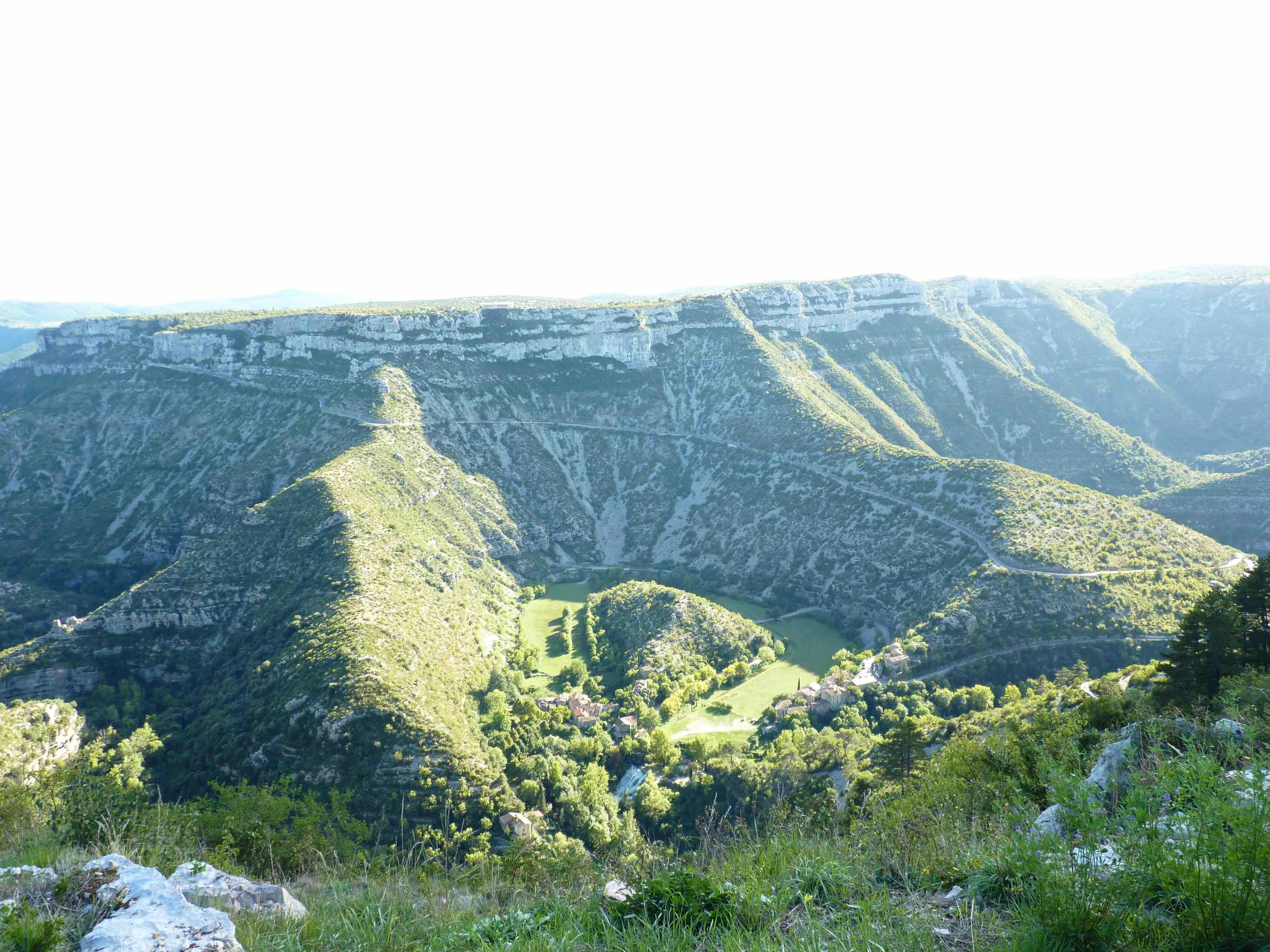 Camping les Gorges de l'Hérault, Sumène, Gard