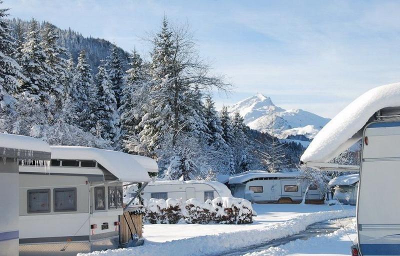 Tirol-Camp - Fieberbrunn