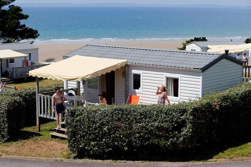 Camping Trezmalaouen, Plonevez-Porzay, Finistère
