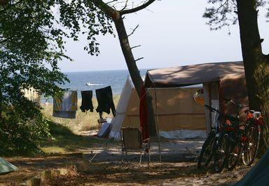 Bornholms Familie & Strandcamping Dueodde - Dueodde