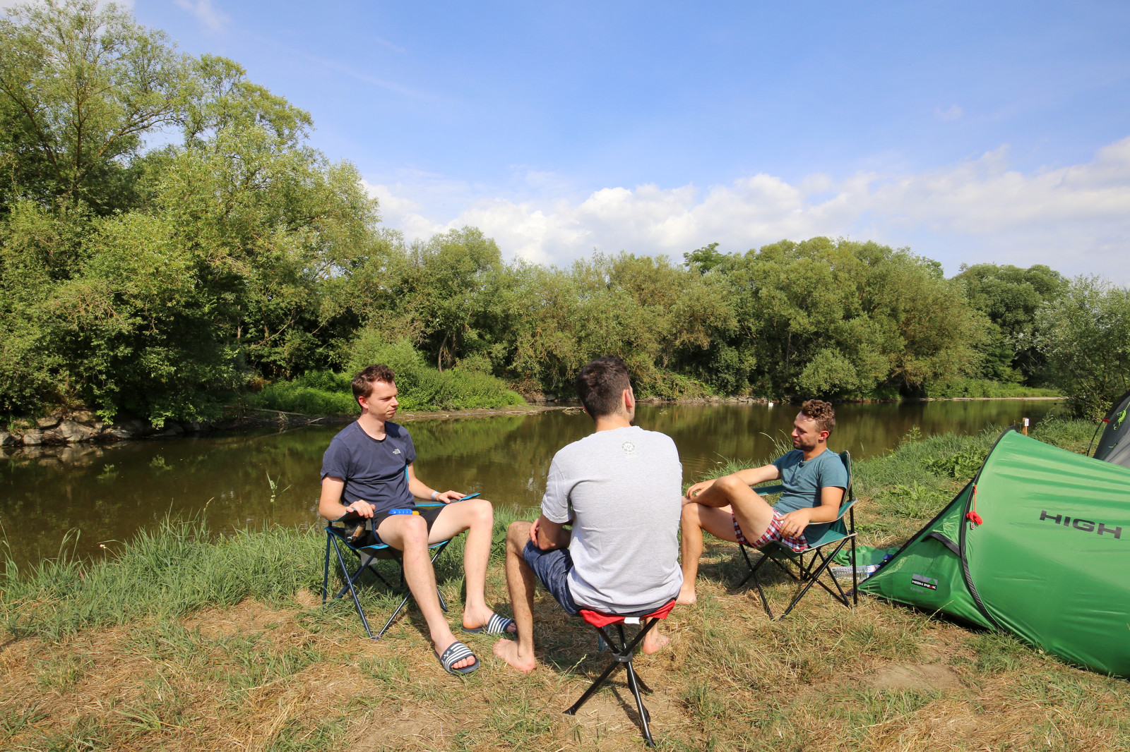 Emplacement - Emplacement Camping - Camping De l'ill - Colmar
