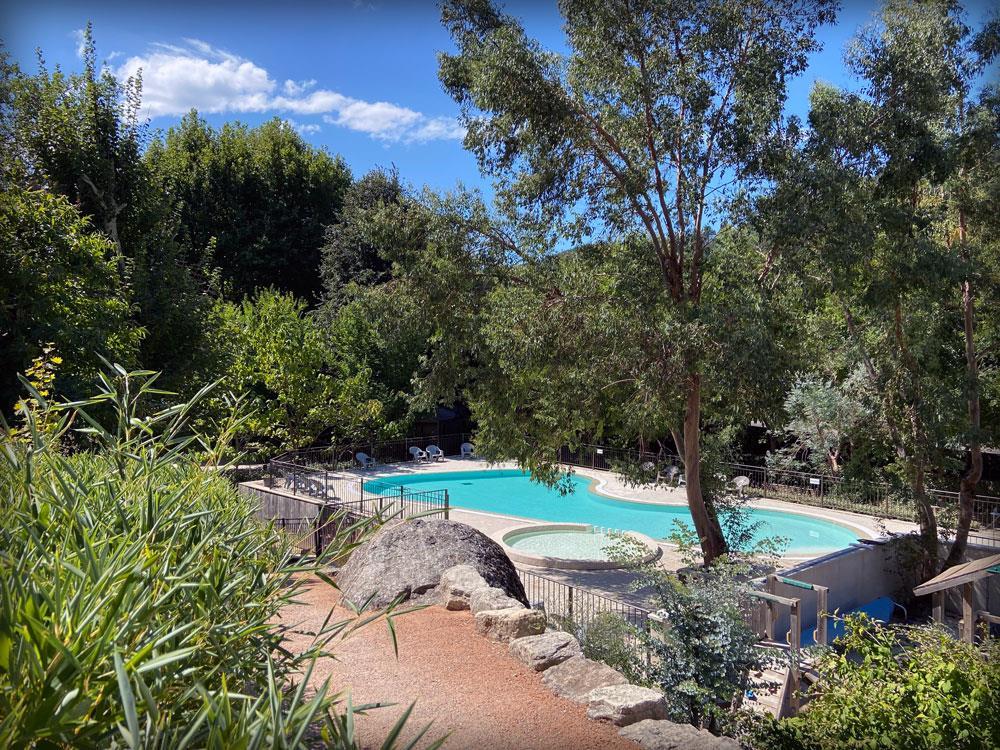 Camping la Salendrinque, Lasalle, Gard