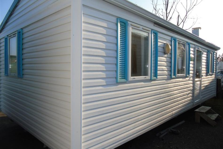 ECO Mobil-home 3 chambres 30m² + terrasse