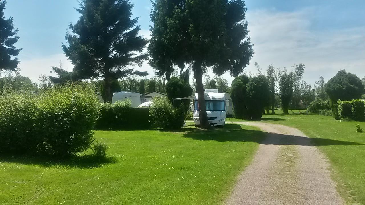 Camping l'Orée Deauville (Le Lieu Rôti), Vauville, Calvados
