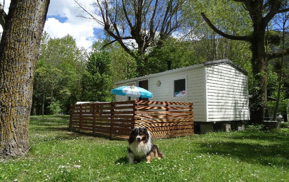 Location - Mobilhome Trigano - Camping Le Clos des Peupliers
