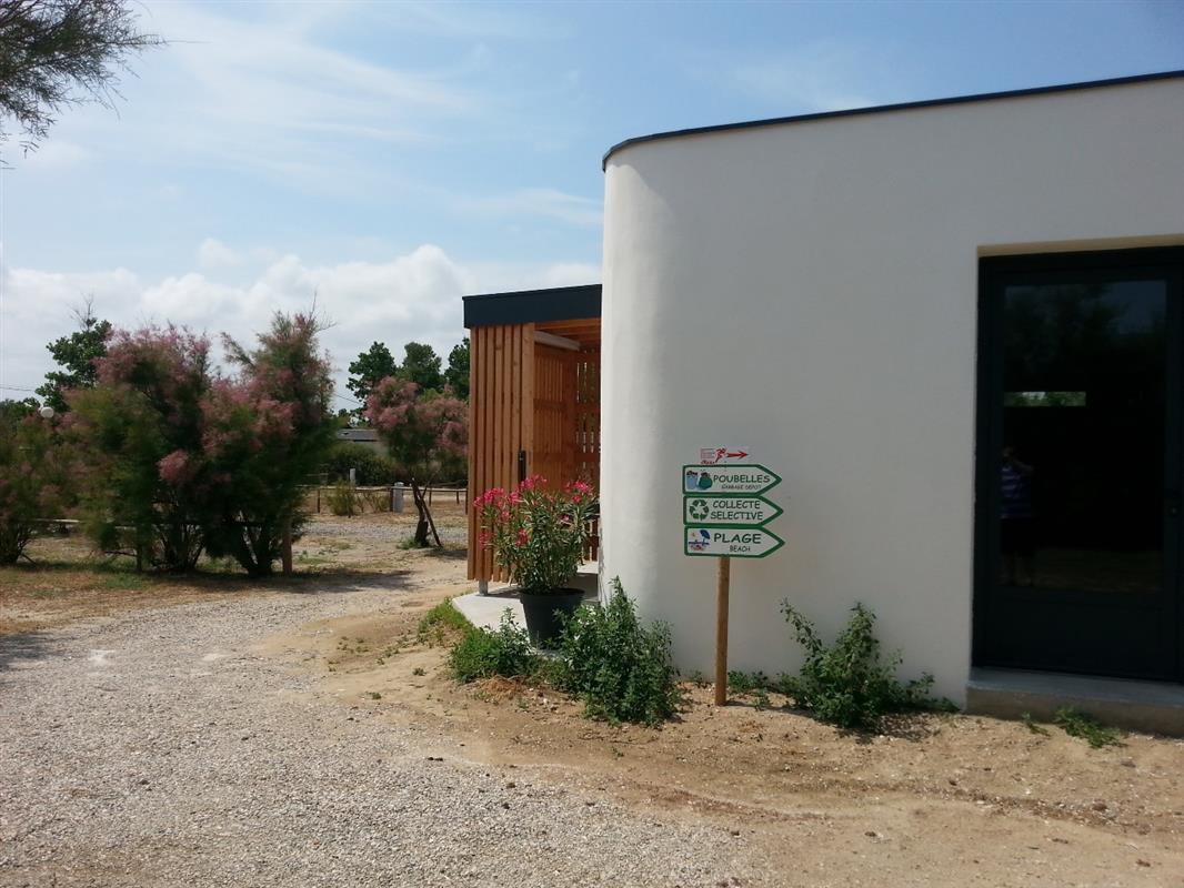 Camping Beau Sejour, Marseillan, Hérault
