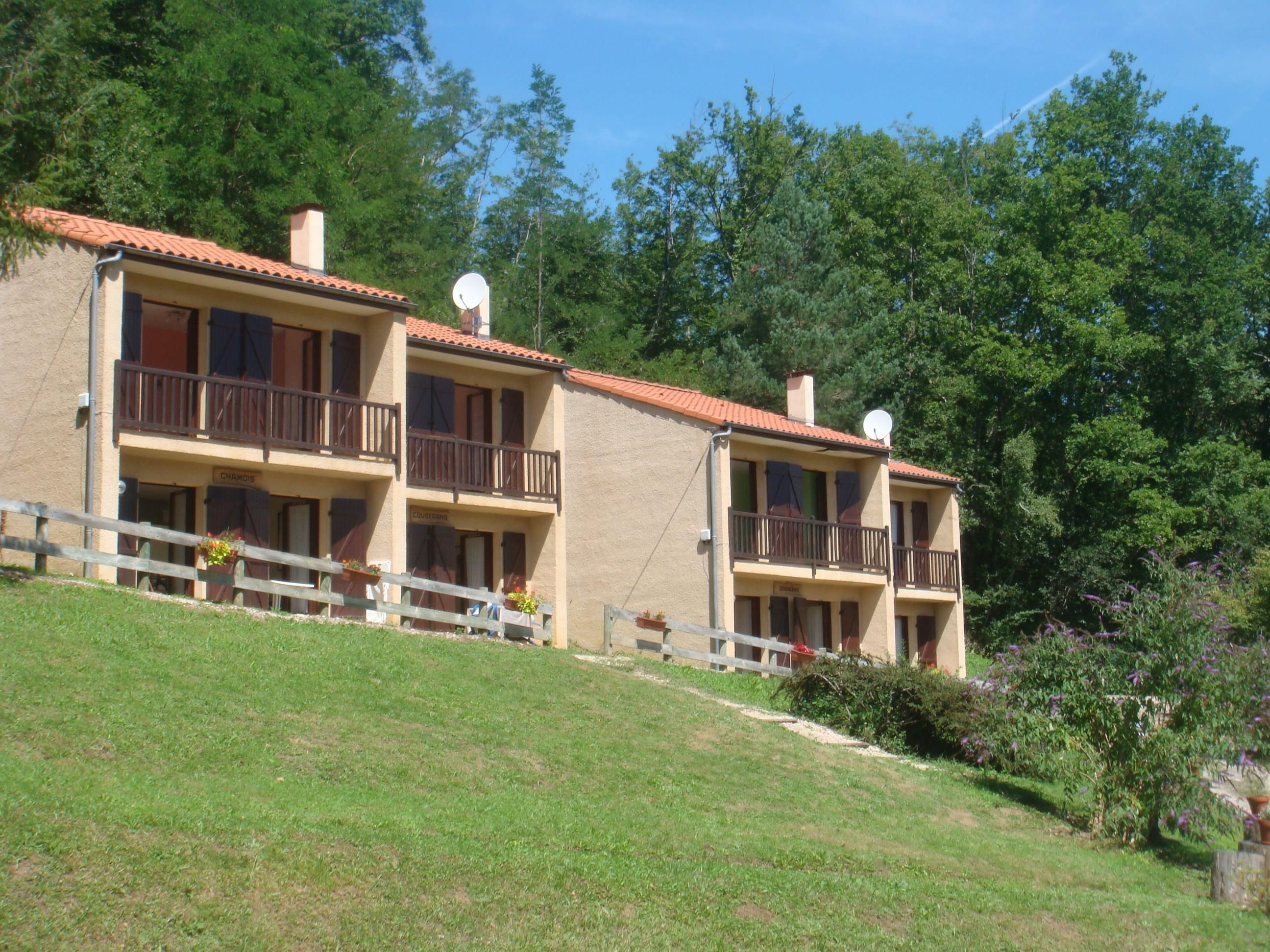 Camping Au Songe du Valier, Seix, Ariège