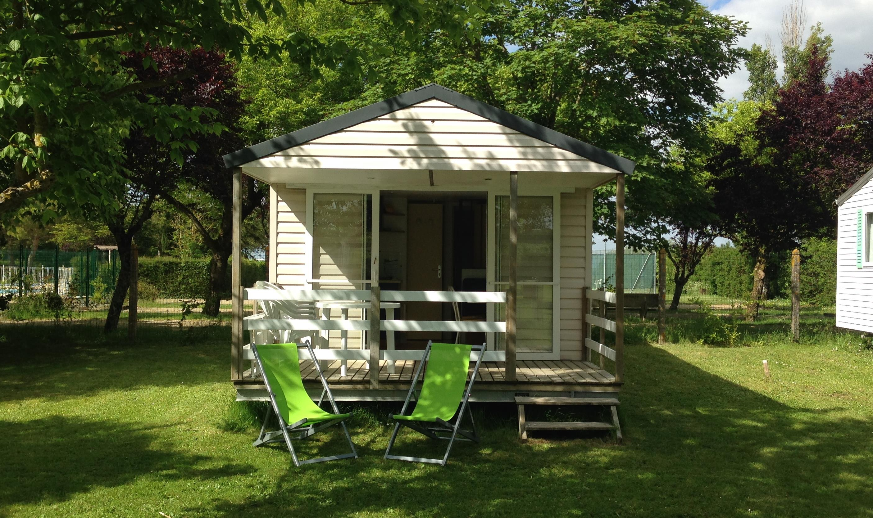Camping la Mouette Rieuse, Courçon, Charente-Maritime