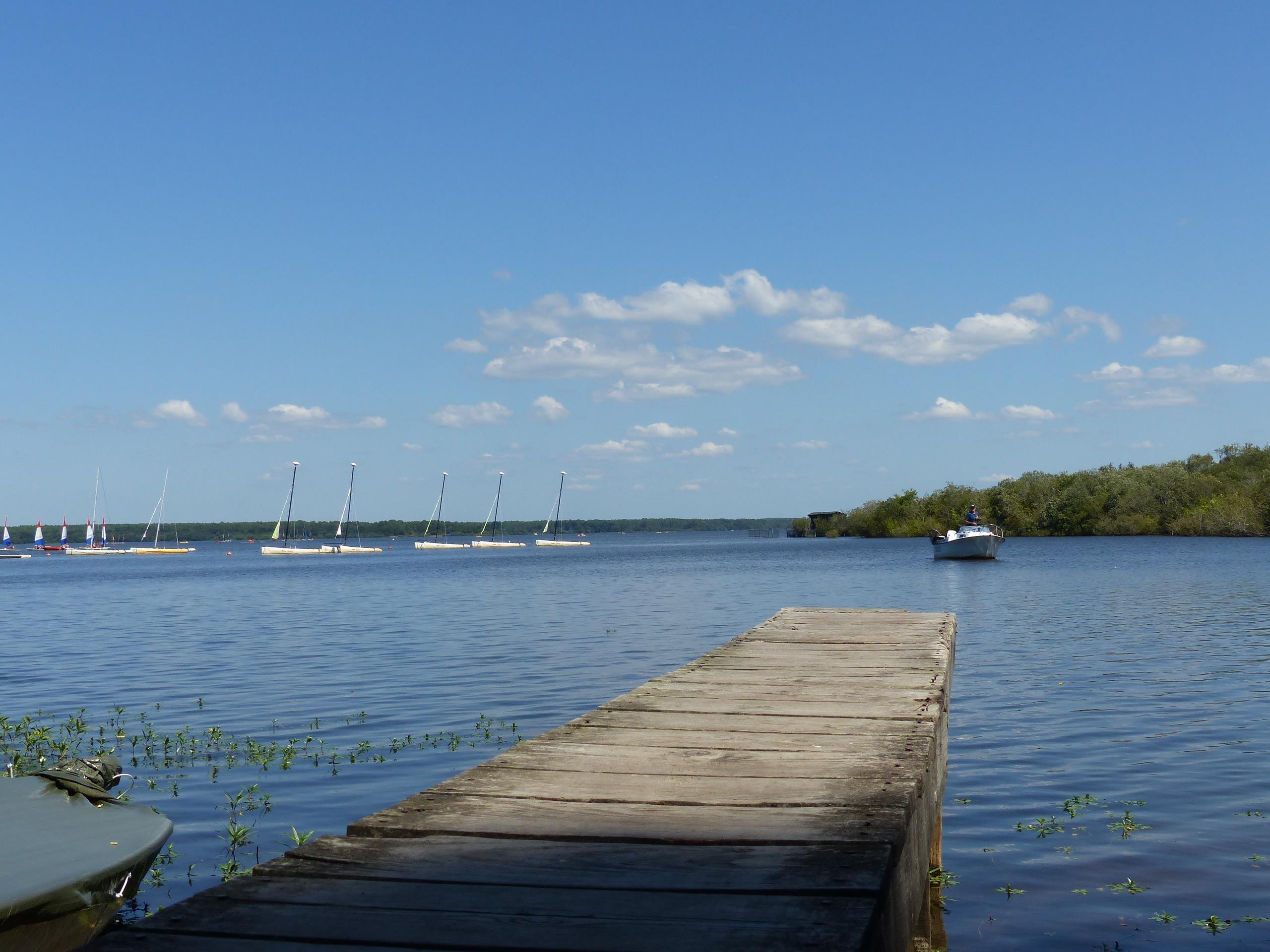 Camping Municipal du Lac, Mimizan, Landes