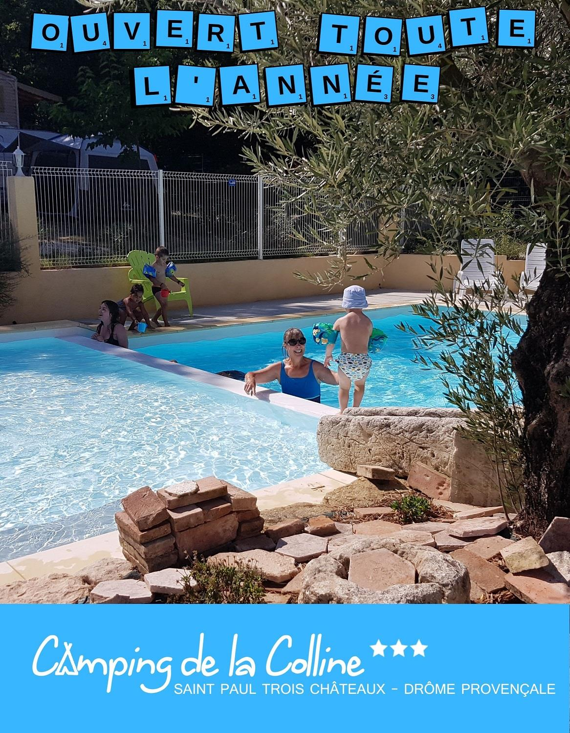 Establishment Camping De La Colline - Saint Paul Trois Chateaux