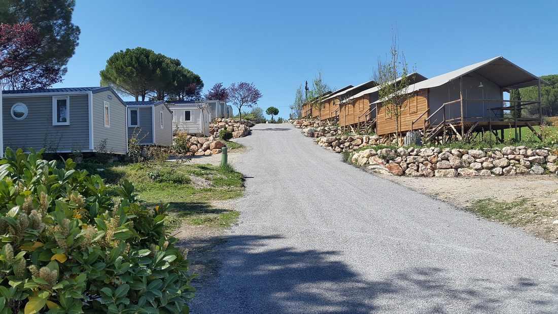 Camping Provence Vallée, Manosque, Alpes-de-Haute-Provence