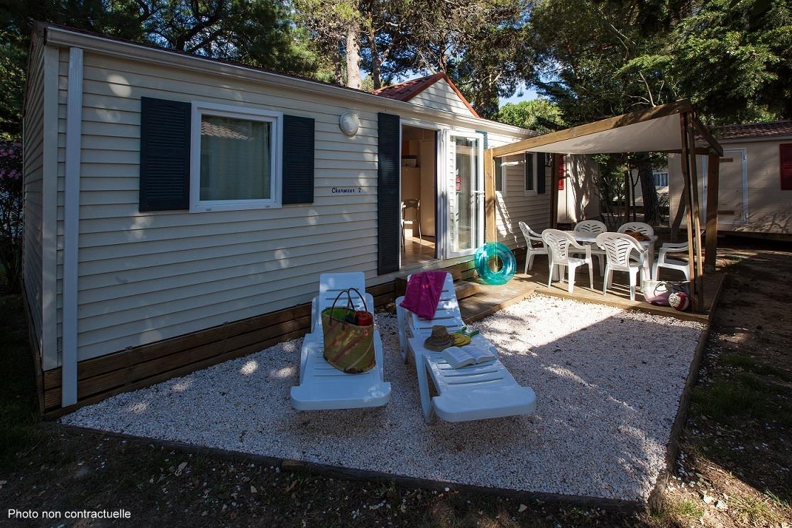 Location - Grand Charme - Camping Ma Prairie