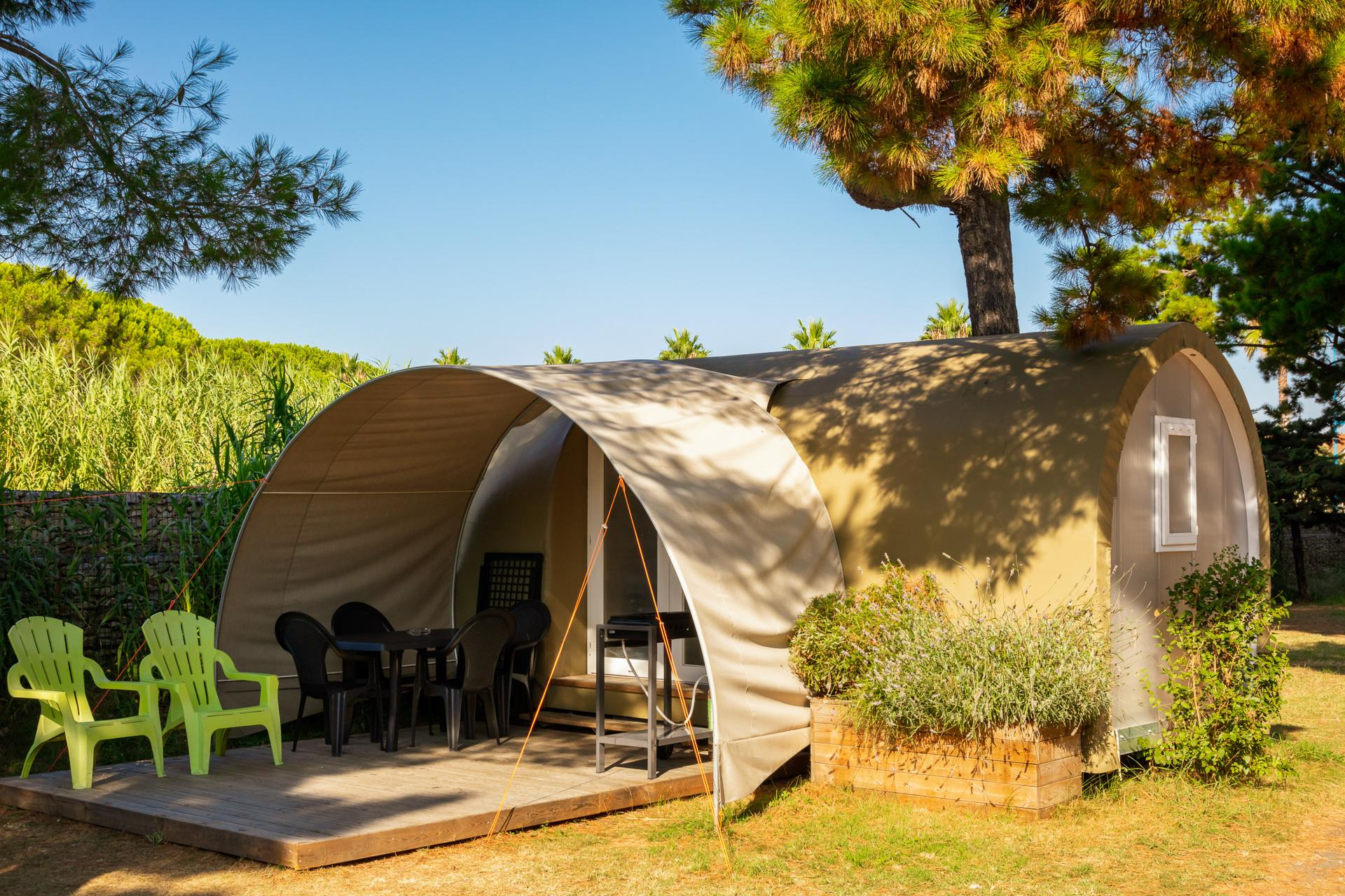 Location - Coco Sweet - Camping Ma Prairie