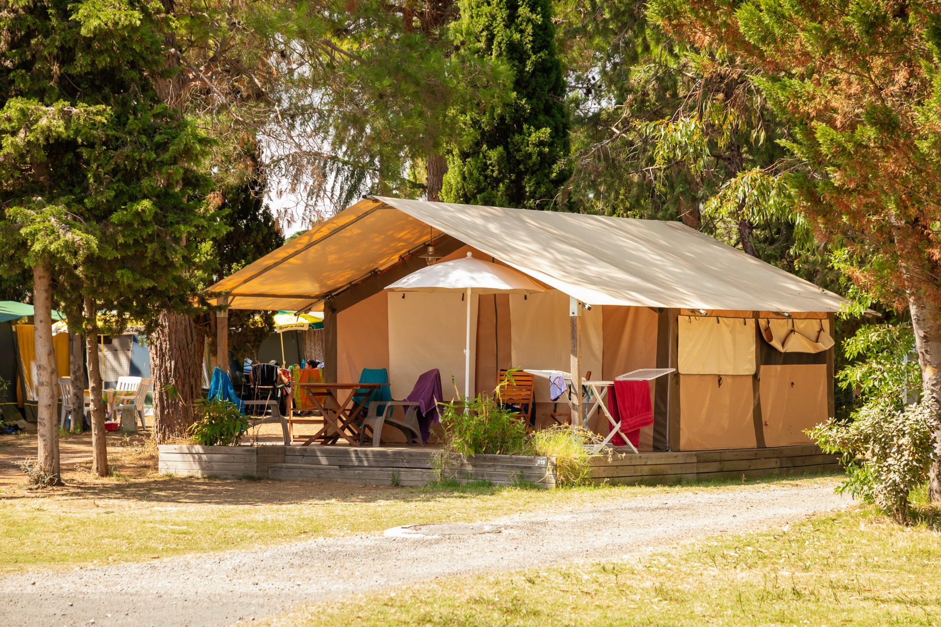 Camping Ma Prairie, Canet-en-Roussillon, Pyrénées-Orientales