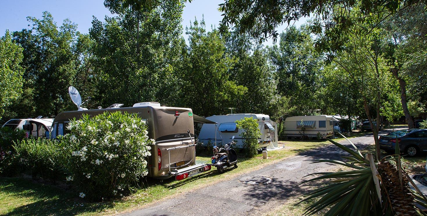 Emplacement - Forfait Emplacement Grand Confort - Camping Ma Prairie