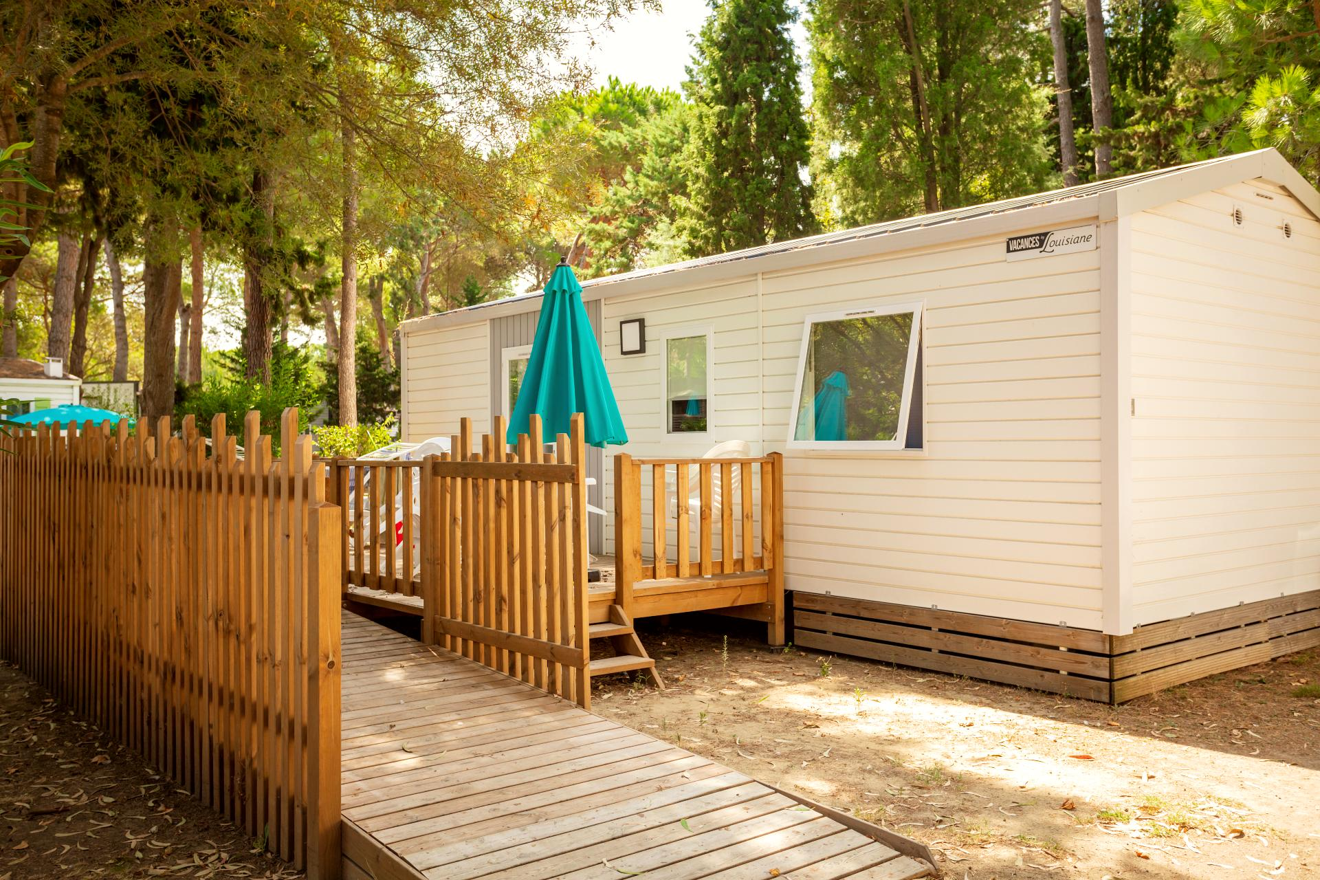 Location - Cottage Acces Pmr - Camping Ma Prairie