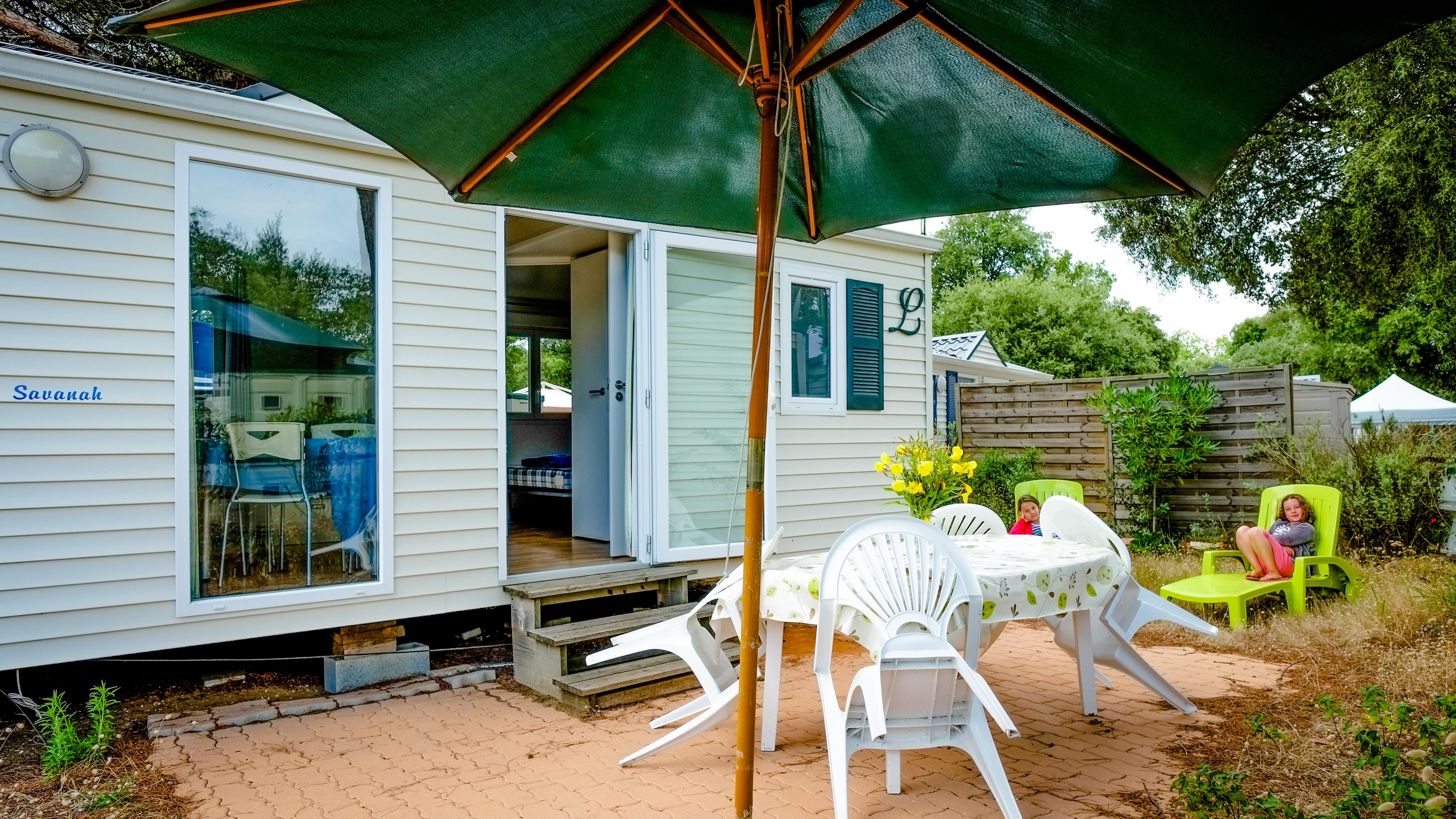 Camping l'Ile Blanche, La Flotte-en-Ré, Charente-Maritime