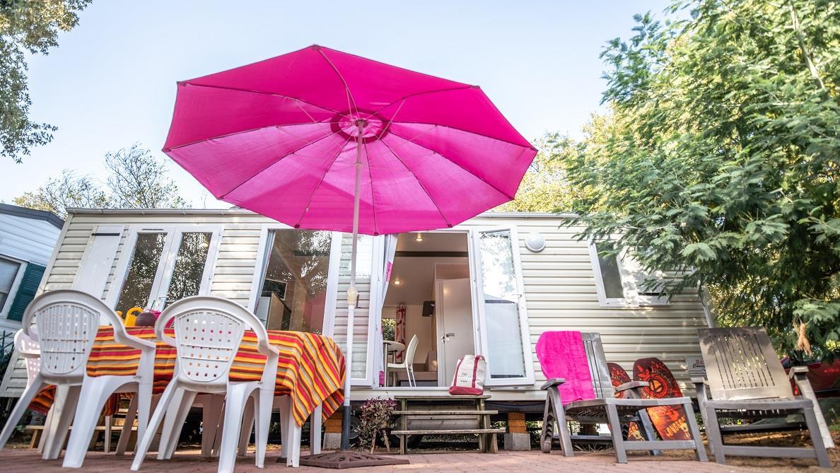 Cottage Grand Confort Glenans 31m² - 2 chambres / Terrasse