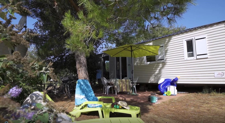 Cottage Grand confort Florès 35m² - 3 chambres / Terrasse