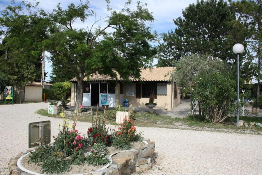 Camping Manon - Orange