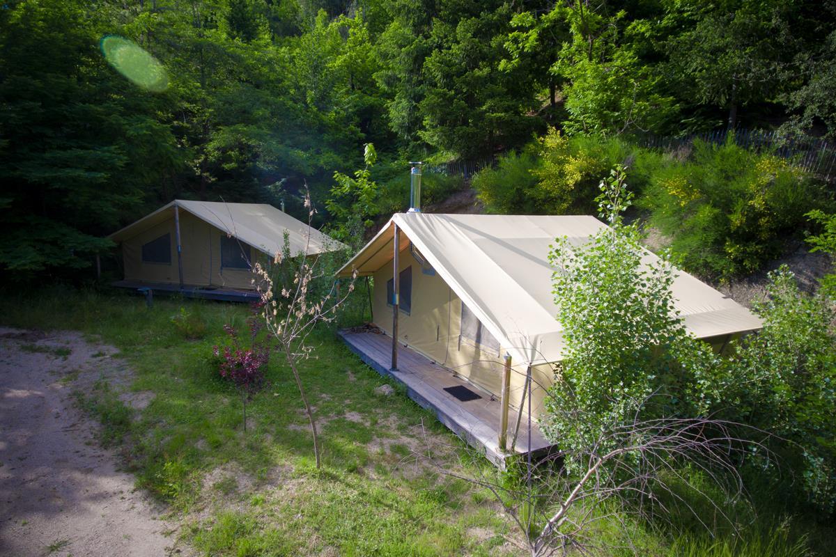 Camping Bivouac Nature, Saint-Jean-du-Gard, Gard