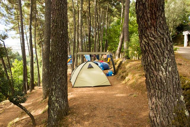 Emplacement - Emplacement + Voiture - Camping Municipal Vila Real