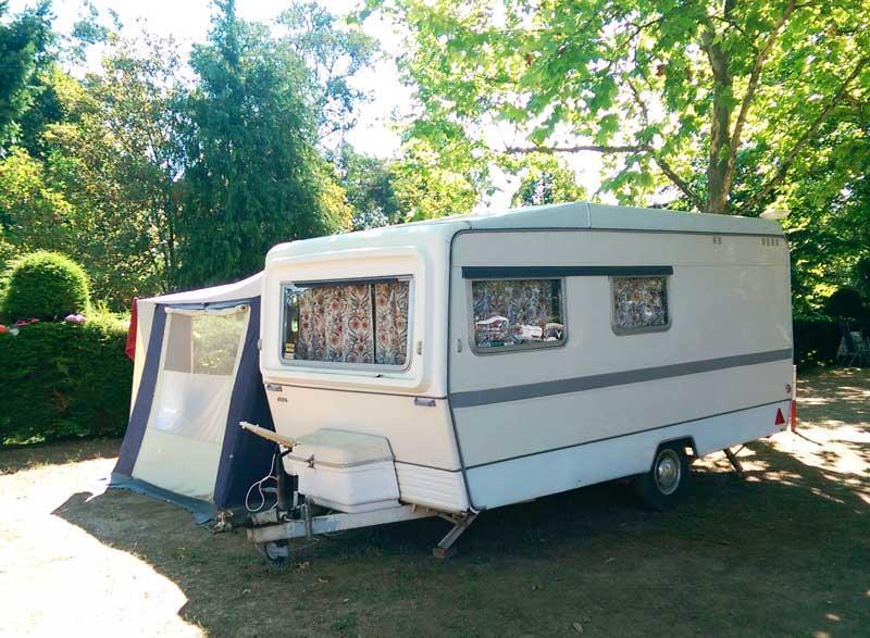 Location - Caravane - Camping Municipal Vila Real