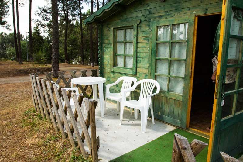 Location - Bungalow - Camping Municipal Vila Real