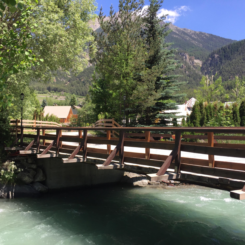 Camping le Montana, Val-des-Prés, Hautes-Alpes