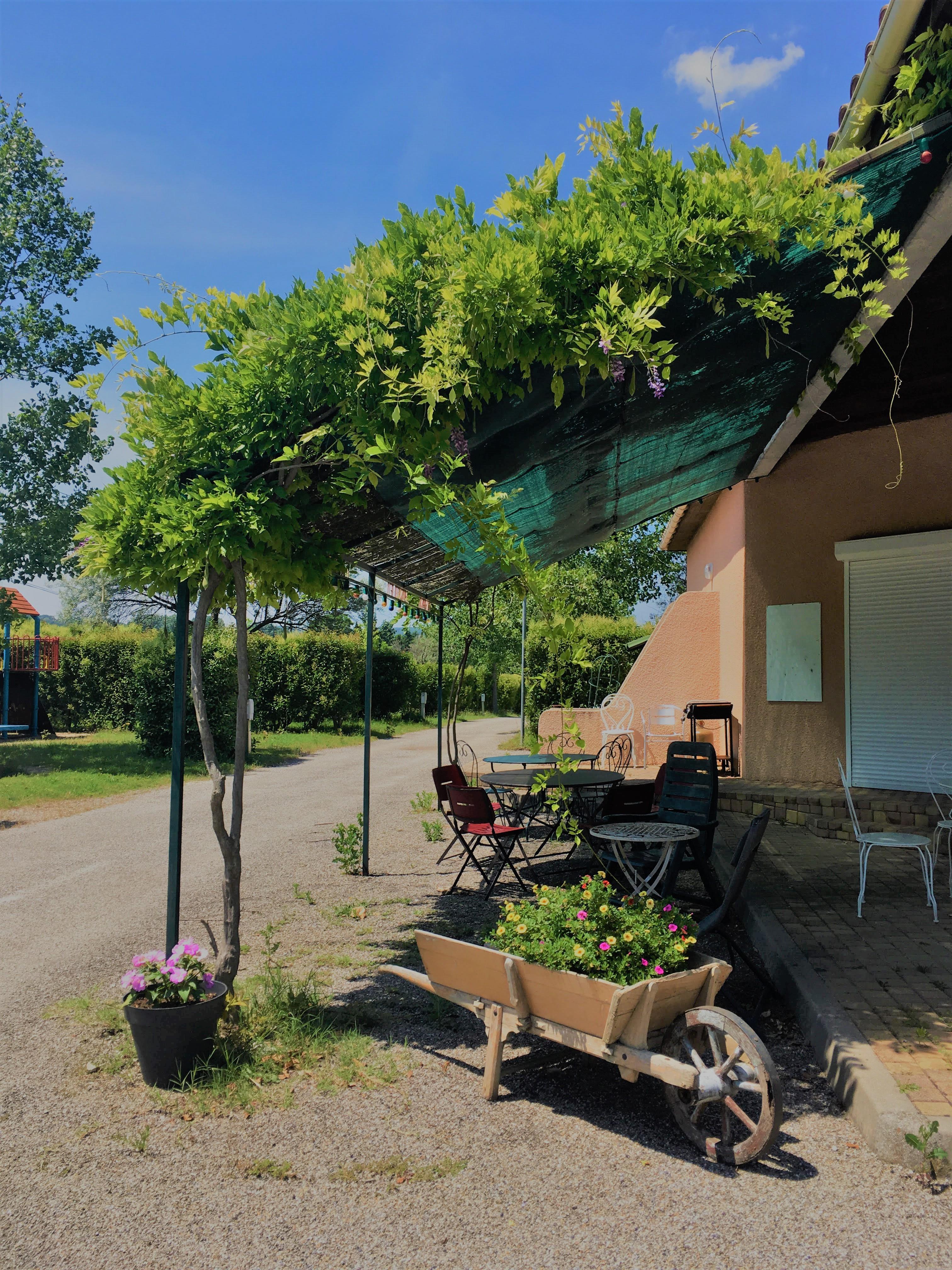 Camping Fradier Nicole, Montolieu, Aude